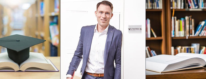 Rechtsanwalt Dr. Nissen, Hamburg, Publikationen